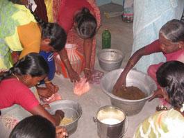 Preparation for biopesticide - Panchakavyam