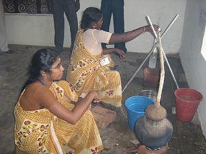 Preparation of arkam