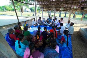 Organic farmers sangam meeting